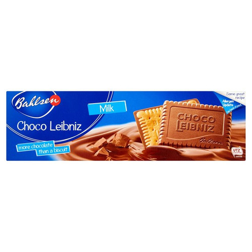 Bahlsen Choco Leibniz Milk Biscuits 125g