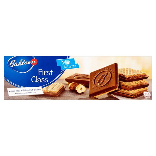 Bahlsen First Class Milk Chocolate Biscuits 125g