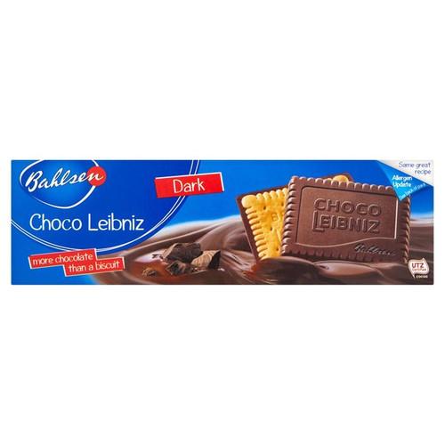 Bahlsen Choco Leibniz Dark Chocolate Biscuits 125g