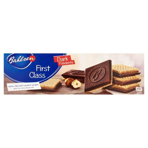 Bahlsen First Class Dark Chocolate Wafers 125g