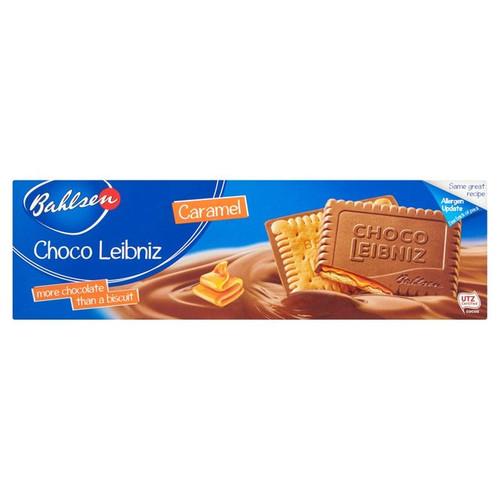 Bahlsen Choco Leibniz Caramel Biscuits 135g