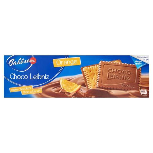 Bahlsen Choco Leibniz Orange Biscuits 125g