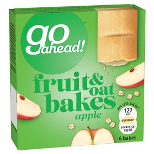 Go Ahead! Apple Bakes 6x35g