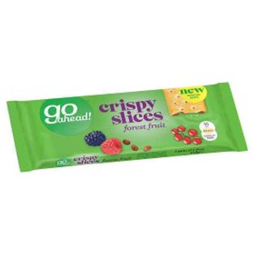 Go Ahead! Crispy Forest Fruit Slices 5x43.6