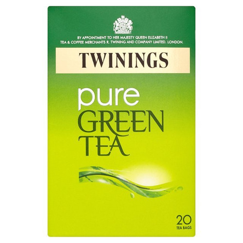 Twinings Pure Green Tea 20 per pack
