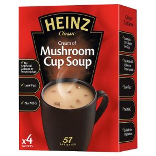 Heinz Cream of Mushroom Cup Soup 70g