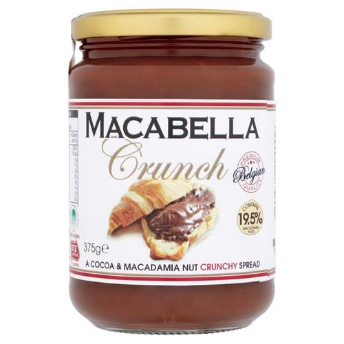 Macabella Crunch 375g
