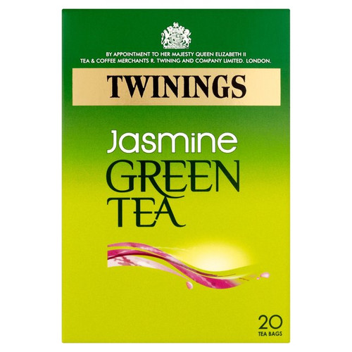 Twinings Jasmine Green Tea 20 per pack