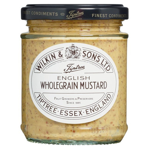 Wilkin & Sons Tiptree Wholegrain Mustard 185g