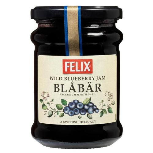Felix Wild Blueberry Jam 283g