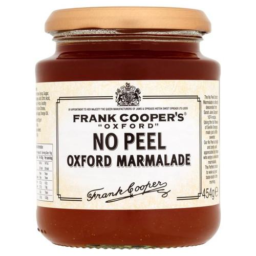Frank Cooper No Peel Marmalade 454g