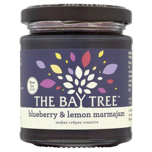 The Bay Tree Blueberry & Lemon Marmajam 210g