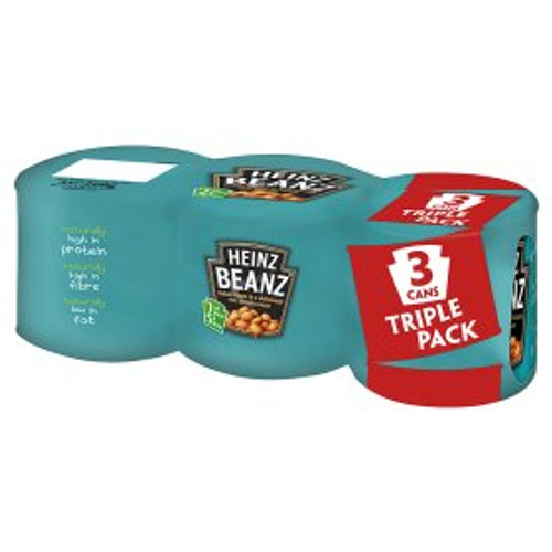 Heinz Beanz in Tomato Sauce 3x200g