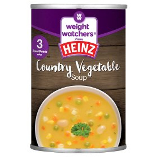 Weight Watchers from Heinz Country Vegetable Soup 295g