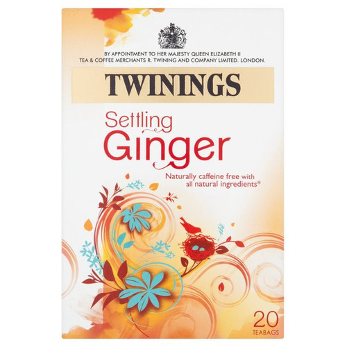 Twinings Ginger 20 per pack