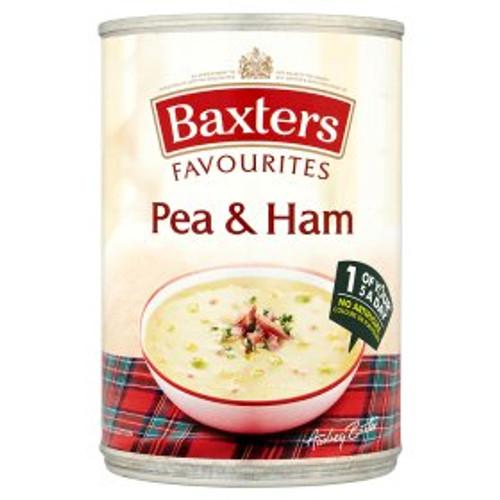 Baxters Favourites Pea & Ham Soup 400g
