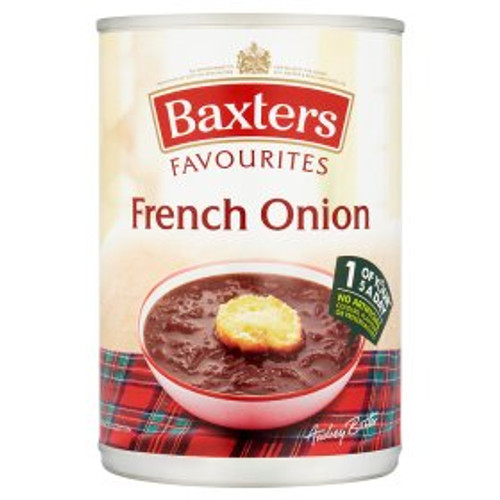 axters Favourites French Onion Soup 400g