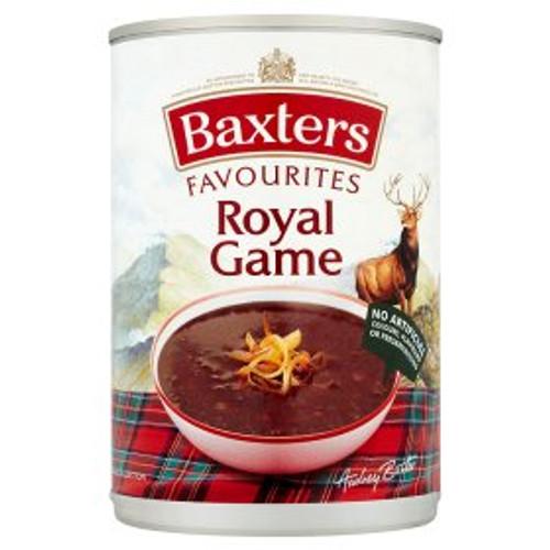 Baxters Favourites Royal Game Soup 400g