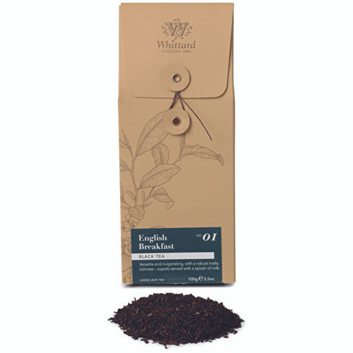 Whittards English Breakfast Loose Leaf Tea