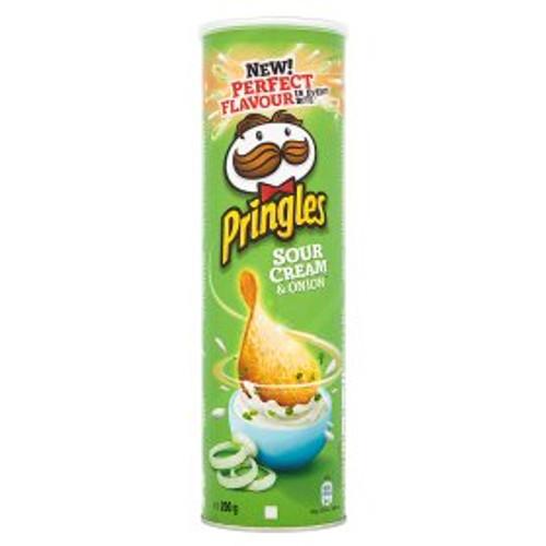 Pringles Sour Cream & Onion Flavour 200g