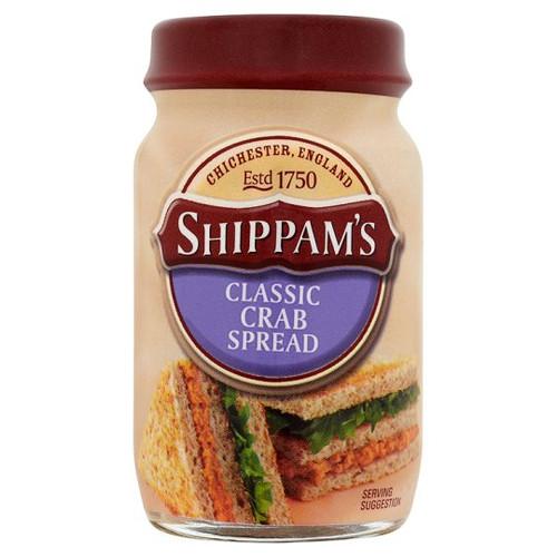 Shippam's Classic Crab Spread 75G