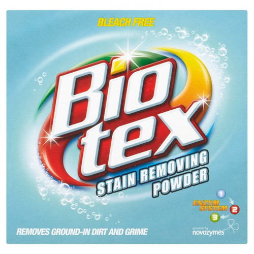 Bio Tex Stain Removing Powder 520g