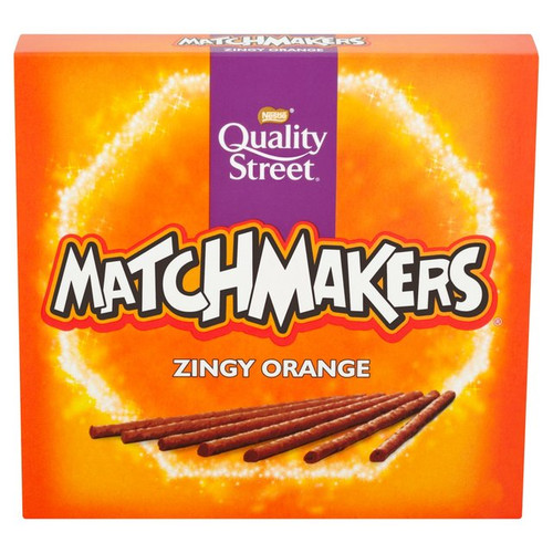 Quality Street Matchmakers Orange 130g