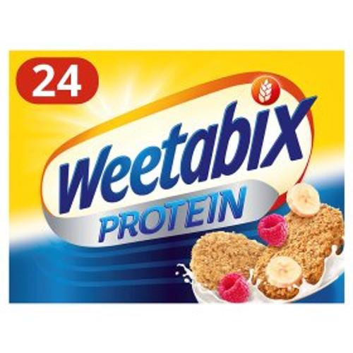 Weetabix Protein Biscuits 24pk