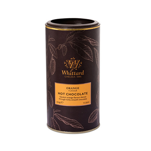 Whittard Orange Flavour Hot Chocolate 350g