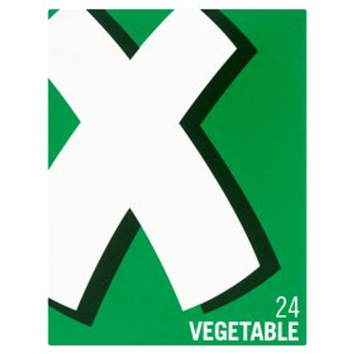 Oxo Vegetable Stock Cubes 24x6g