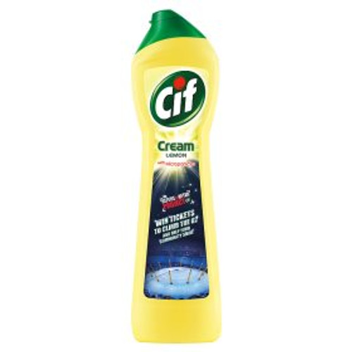 Cif Cleaning Cream Lemon 500ml