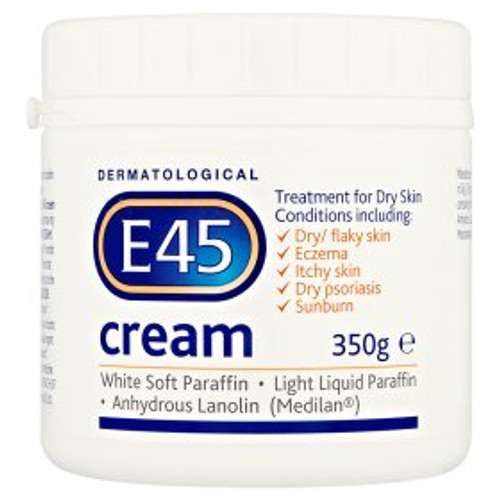 E45 Cream 350g Tub