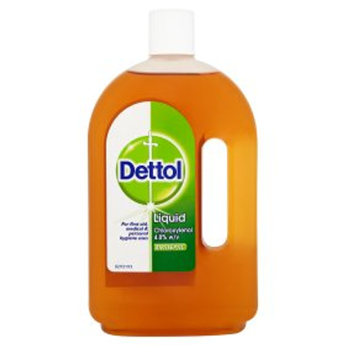 Dettol Liquid Disinfectant Antiseptic 750ml