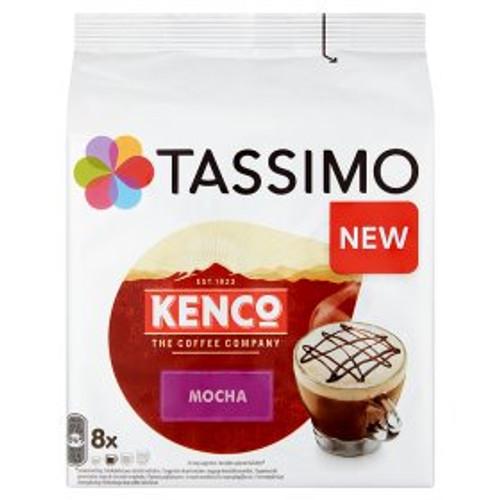 Tassimo Kenco Mocha Coffee Pods