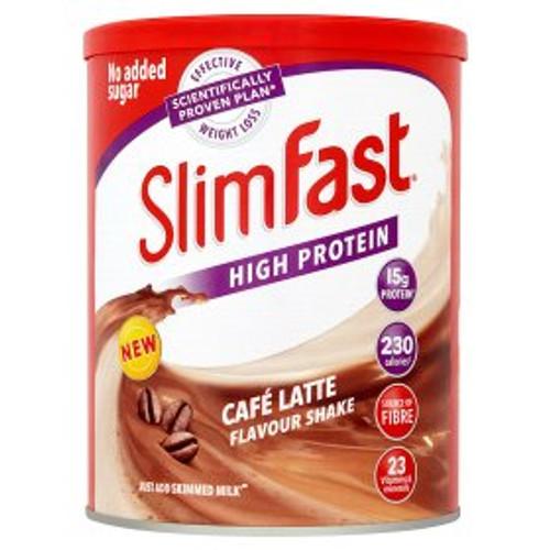 SlimFast Café Latte Flavour Shake