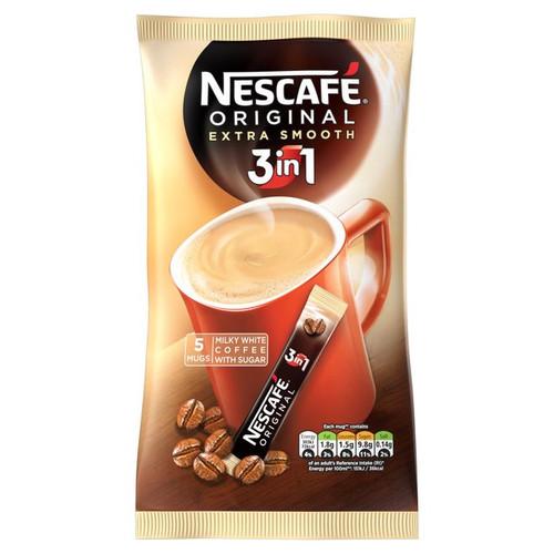 Nescafe Original 3 in 1 Extra Smooth 82g