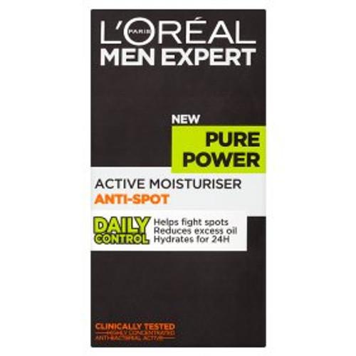 L'Oreal Pure Power Active Moisturiser Anti-Spot