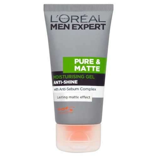 L'Oreal Men Expert Pure & Matte Hydrating Gel 50ml