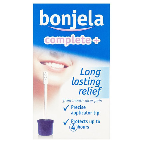 Bonjela Complete Plus Oral Pain Relief 10ml