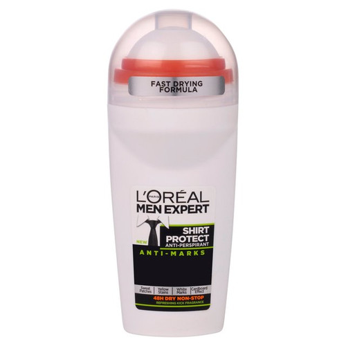 L'Oreal Men Expert Shirt Protect Deodorant Roll On 50ml