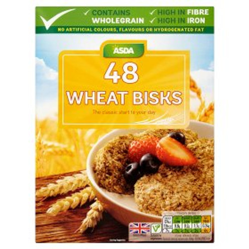 ASDA Wheat Bisks