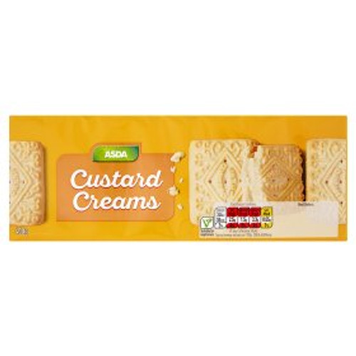 ASDA Custard Creams