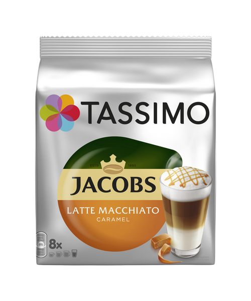 Jacobs Latte Macchiato Caramel