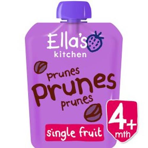 Ella's Kitchen Prunes Prunes Prunes Pouch 4m+