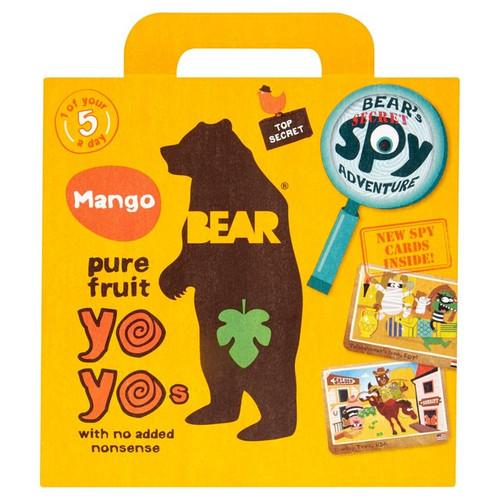 Bear Fruit Yoyos Mango Multipack 5 x 20g
