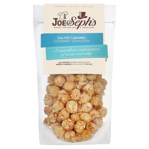 Joe & Seph's Salted Caramel Popcorn 80g
