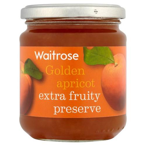 Waitrose Apricot Conserve 340g