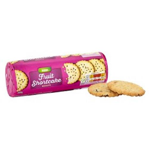 ASDA Fruit Shortcake Biscuits 200g