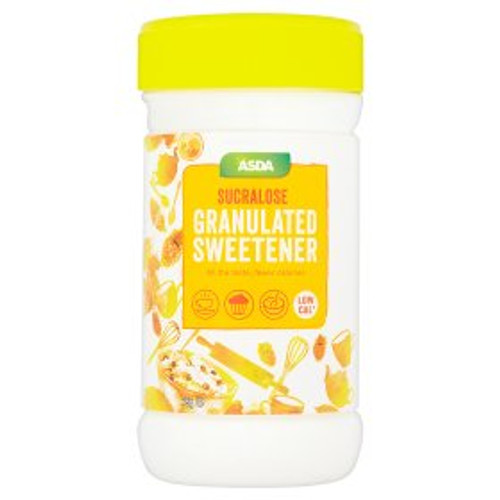 Asda Granulated Sweetener 75g