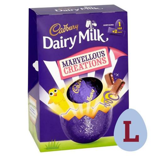 Cadbury Marvellous Creations Egg 291g